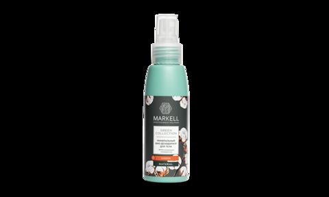 Markell Green Collection Минеральный Био-дезодорант для тела Хлопок 100мл
