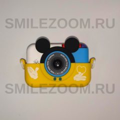 Фотоаппарат детский SmileZoom Микки  с Wi-Fi 28 Мп