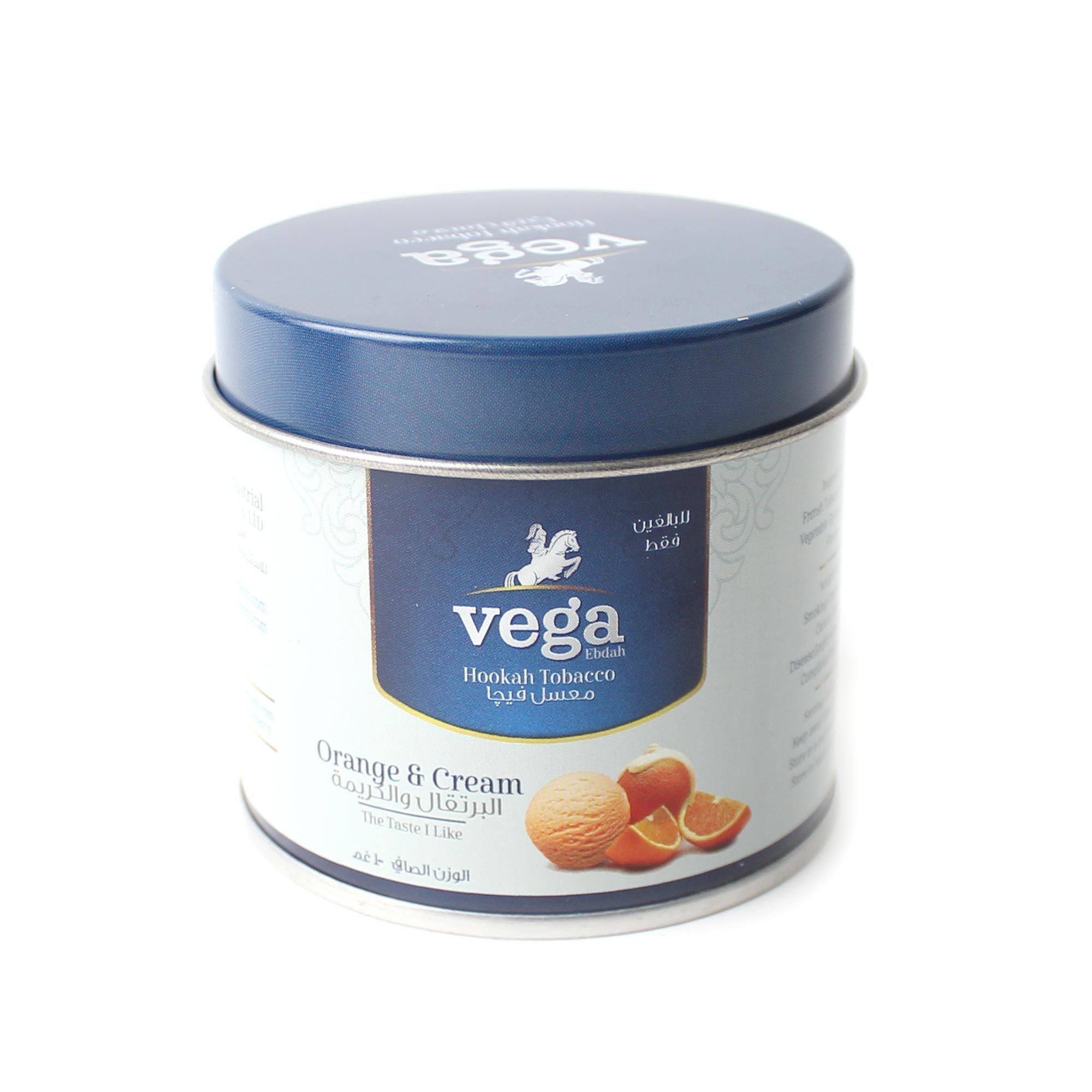 Табак для кальяна VEGA Orange Cream 100 гр