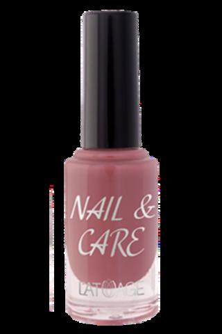 L'atuage Nail & Care Лак для ногтей тон 606 9г