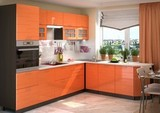 Модульная кухня Техно 2,9 х 2,3 МДФ