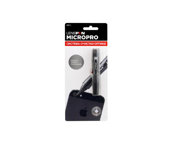 Карандаш для чистки оптики Lenspen MicroPro - фото 1 - упаковка