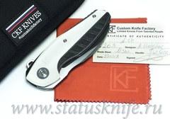 Нож CKF Aich (Малышев, M390, Ti, G10)