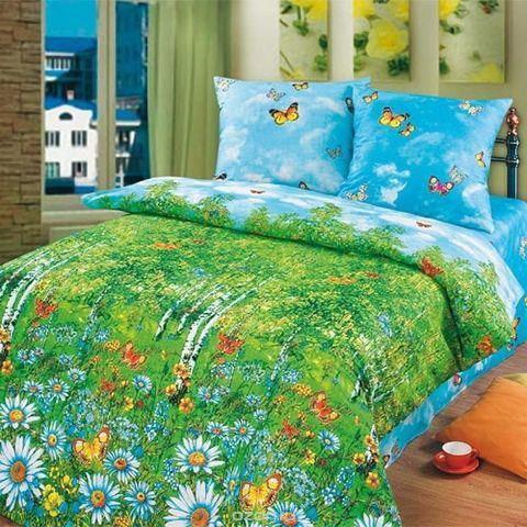 Комплект постельного белья Березовая роща