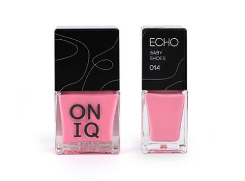 ONIQ  Лак для стемпинга. Echo: Baby Shoes 014