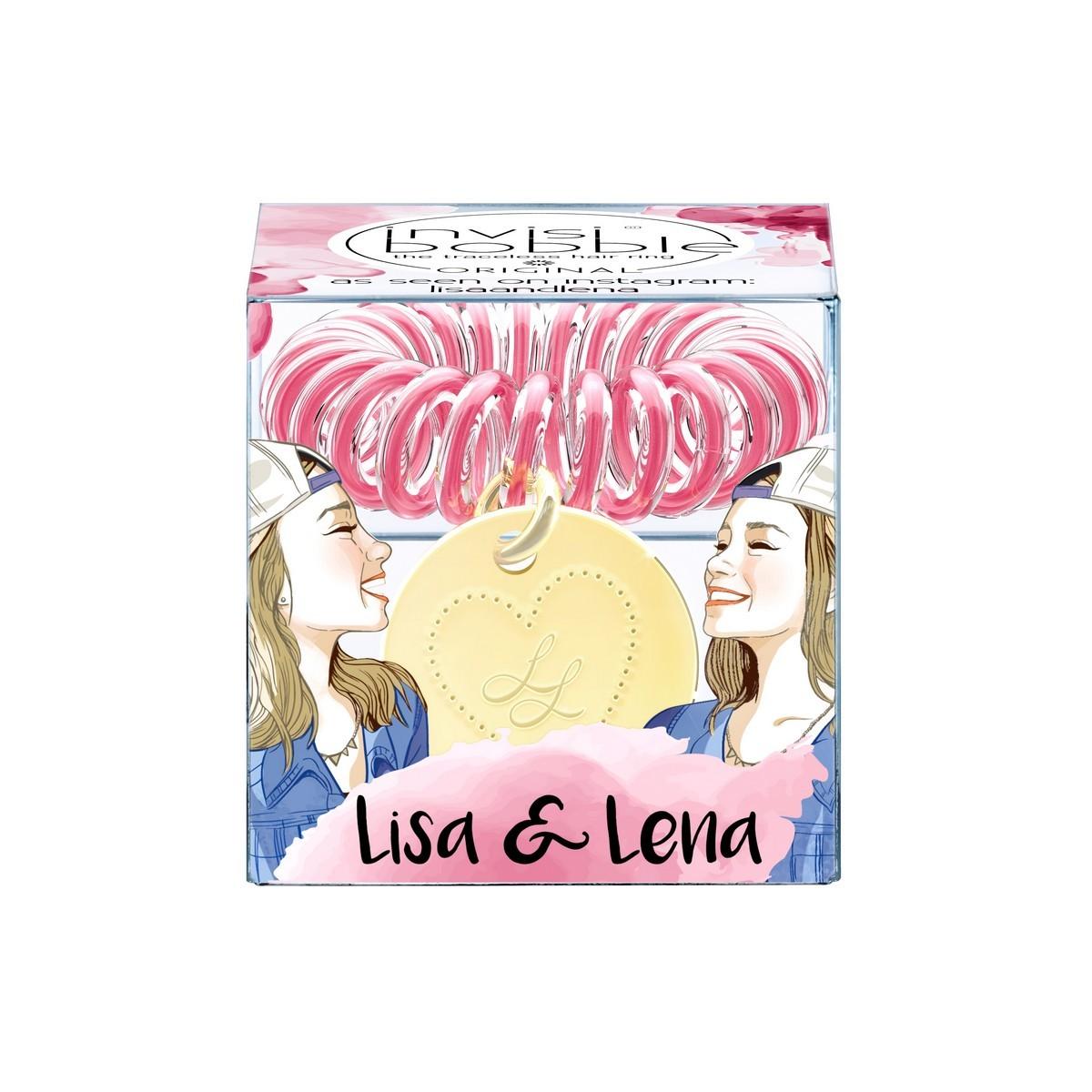 Резинка-браслет для волос invisibobble ORIGINAL Lisa & Lena