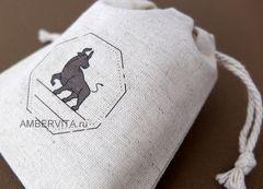 упаковка для мужских бус