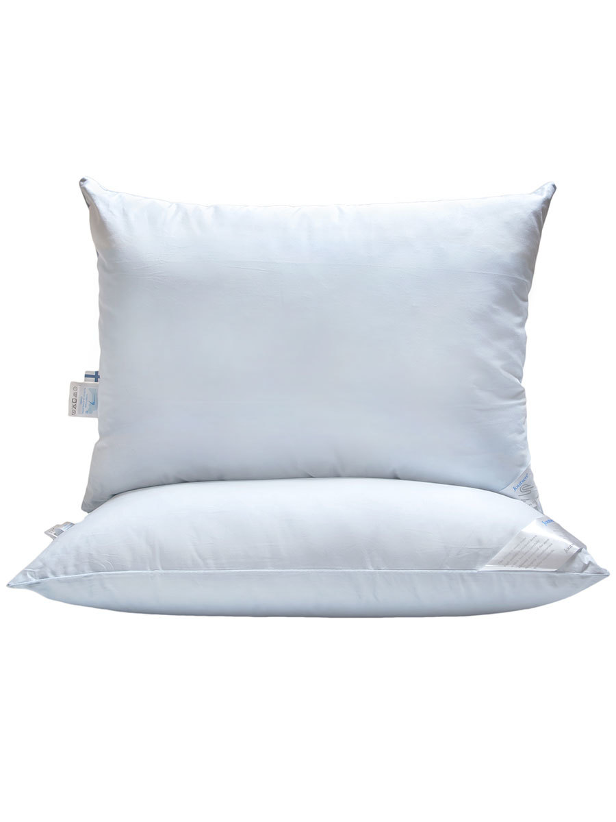 Joutsen комплект 2 подушки 50х70 750 гр среднемягкие и средневысокие