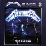 Metallica / Ride The Lightning (Пазл)