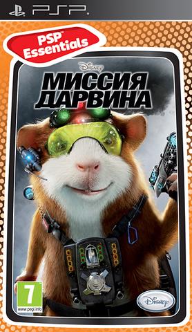 Disney Миссия Дарвина (PSP, русская версия, б/у)