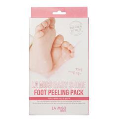La Miso Baby Shine - Пилинг-носочки для ног