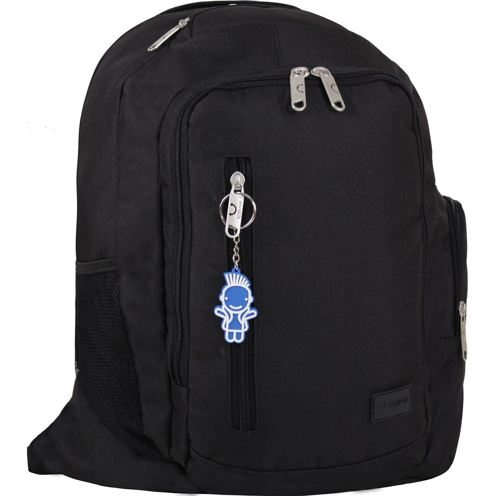 Рюкзаки для ноутбука Рюкзак для ноутбука Bagland Техас 29 л. Чёрный (00532662) IMG_1726.JPG