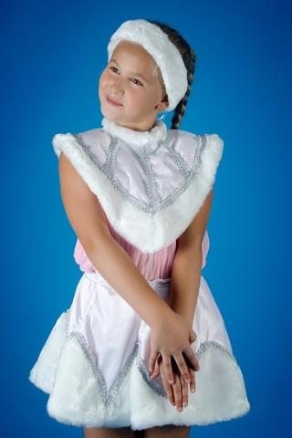 Новогодний костюм Снежинки 2