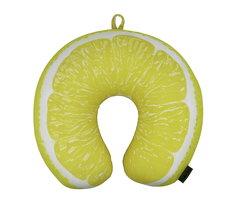 Подушка-подголовник «Лимон» 1