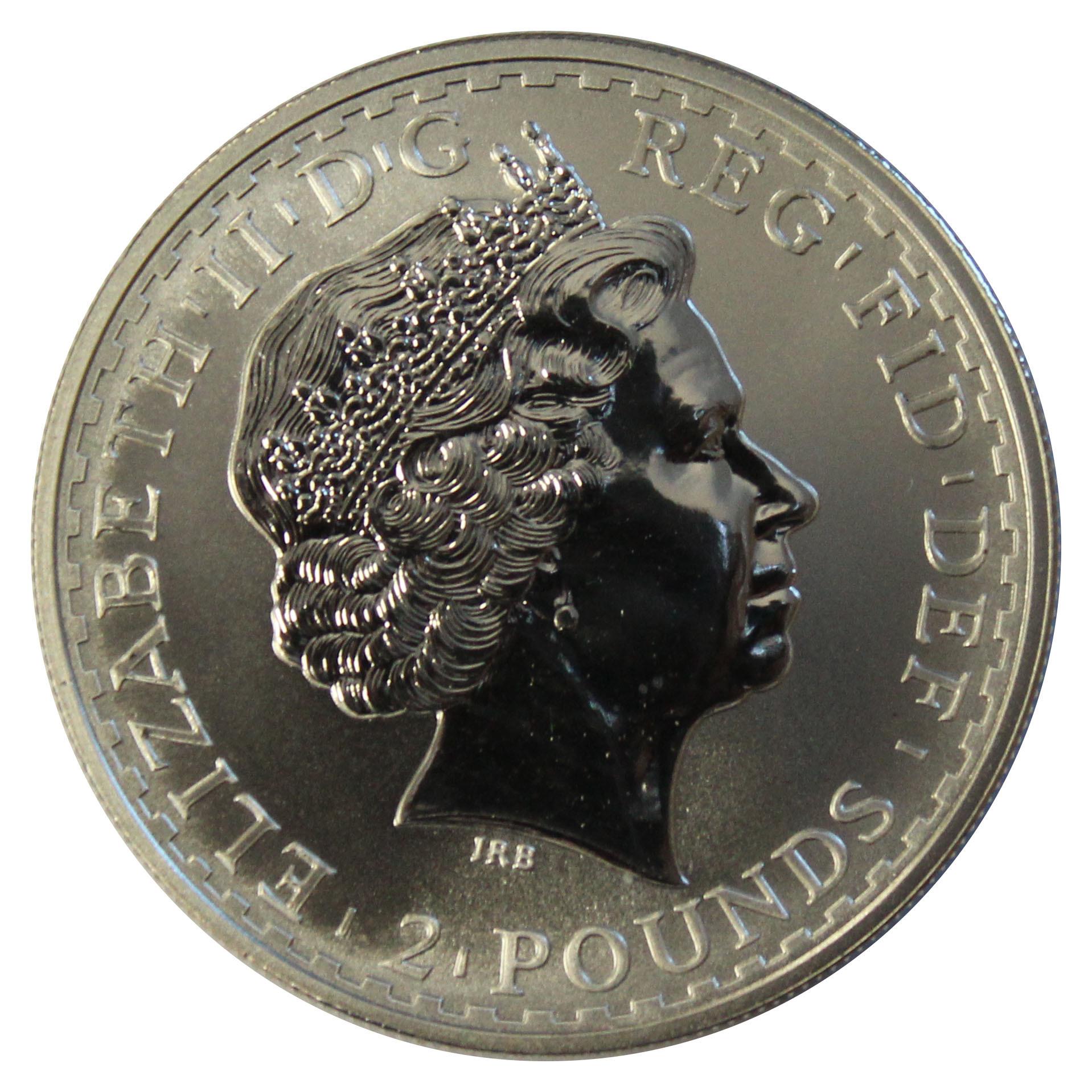2 фунта 2004 год