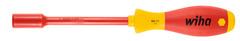 Торцовый ключ с рукояткой полностью изолированный