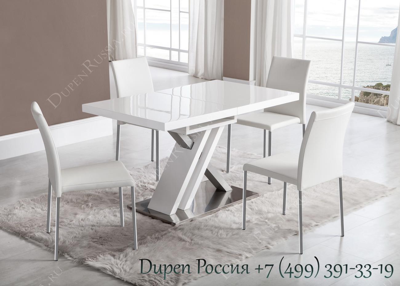 Стол DUPEN DT-16, Стул DUPEN DC-106