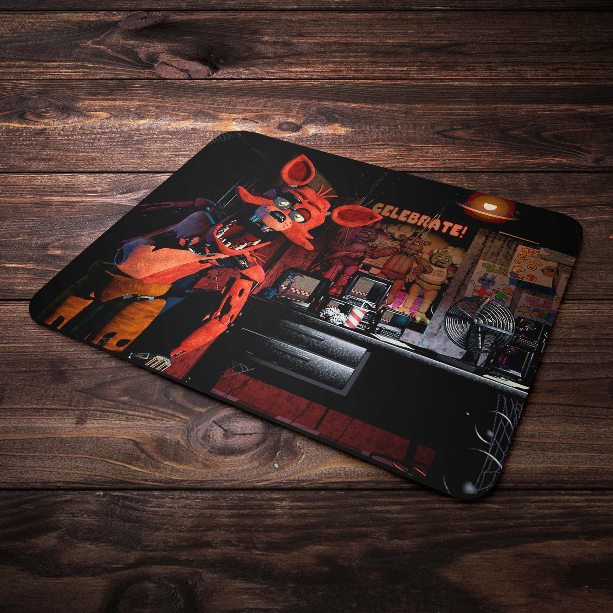Коврик для мыши с Фокси (1 вариант) - купить в интернет-магазине kinoshop24.ru