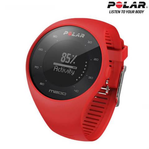 Часы спортивные POLAR M200 RED