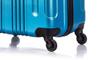 Чемодан со съемными колесами L'case Bangkok-18 Синий ручная кладь (S)