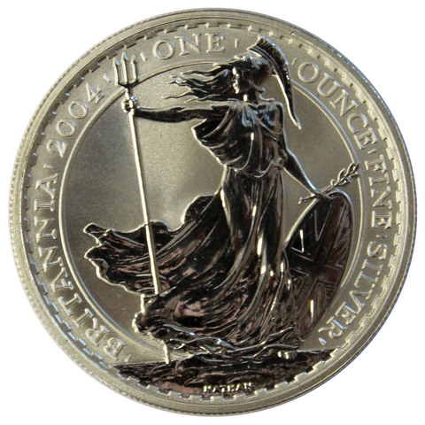 """2 фунта 2004 год """"Символ Великобритании"""" Британия"""