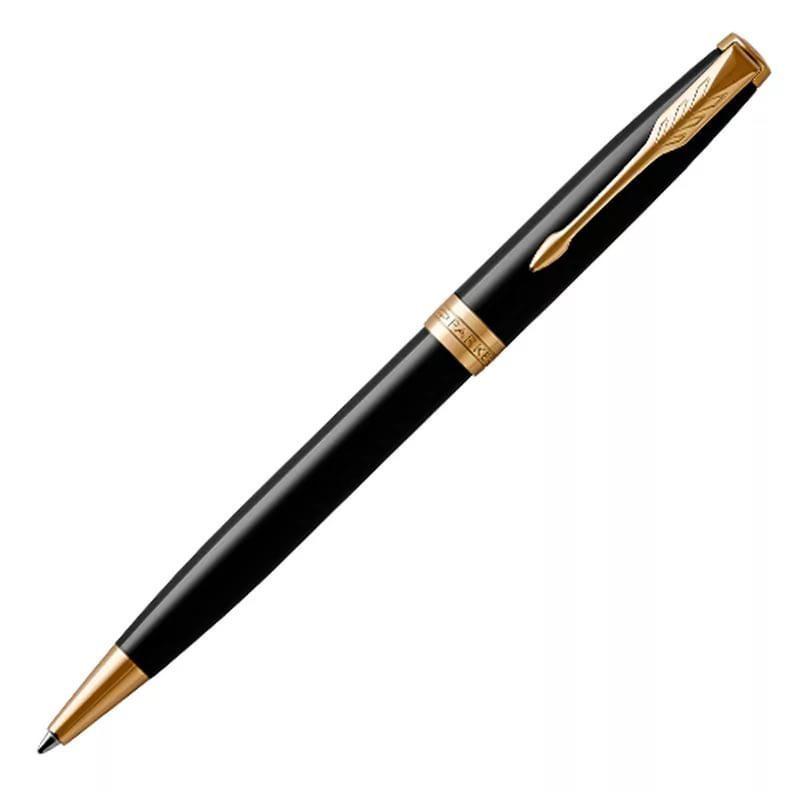 Parker Sonnet Core - LaqBlack GT, шариковая ручка, M, BL