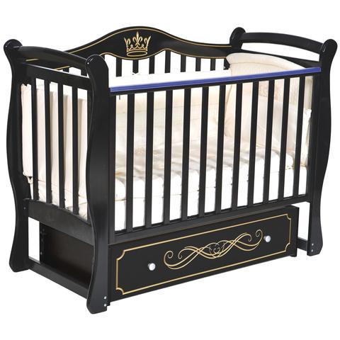 Кровать детская Виолетта G-1 (универсальный маятник, закрытый ящик)