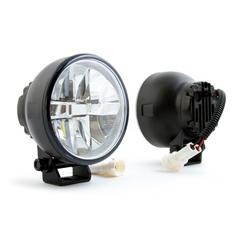 Светодиодные противотуманные фары MTF Light FLR90 12В, 6000К, 5.9Вт