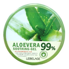 Lebelage Aloe Soothing Gel - Универсальный гель для лица и тела с алоэ