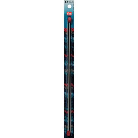 Спицы прямые 2,5мм/30см PRYM 191451