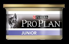 Консервы Purina Pro Plan JUNIOR, для котят, с курицей