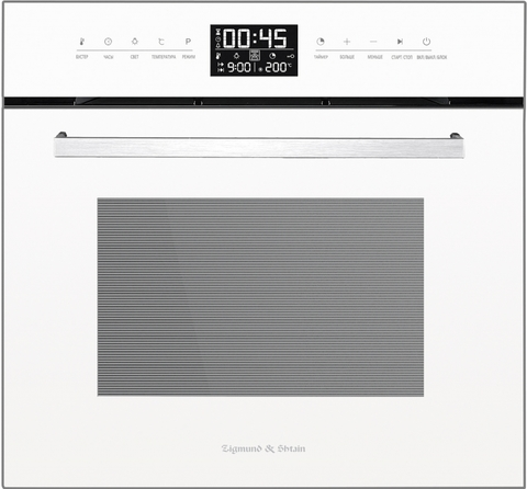 Духовой шкаф Zigmund & Shtain EN 117.921 W