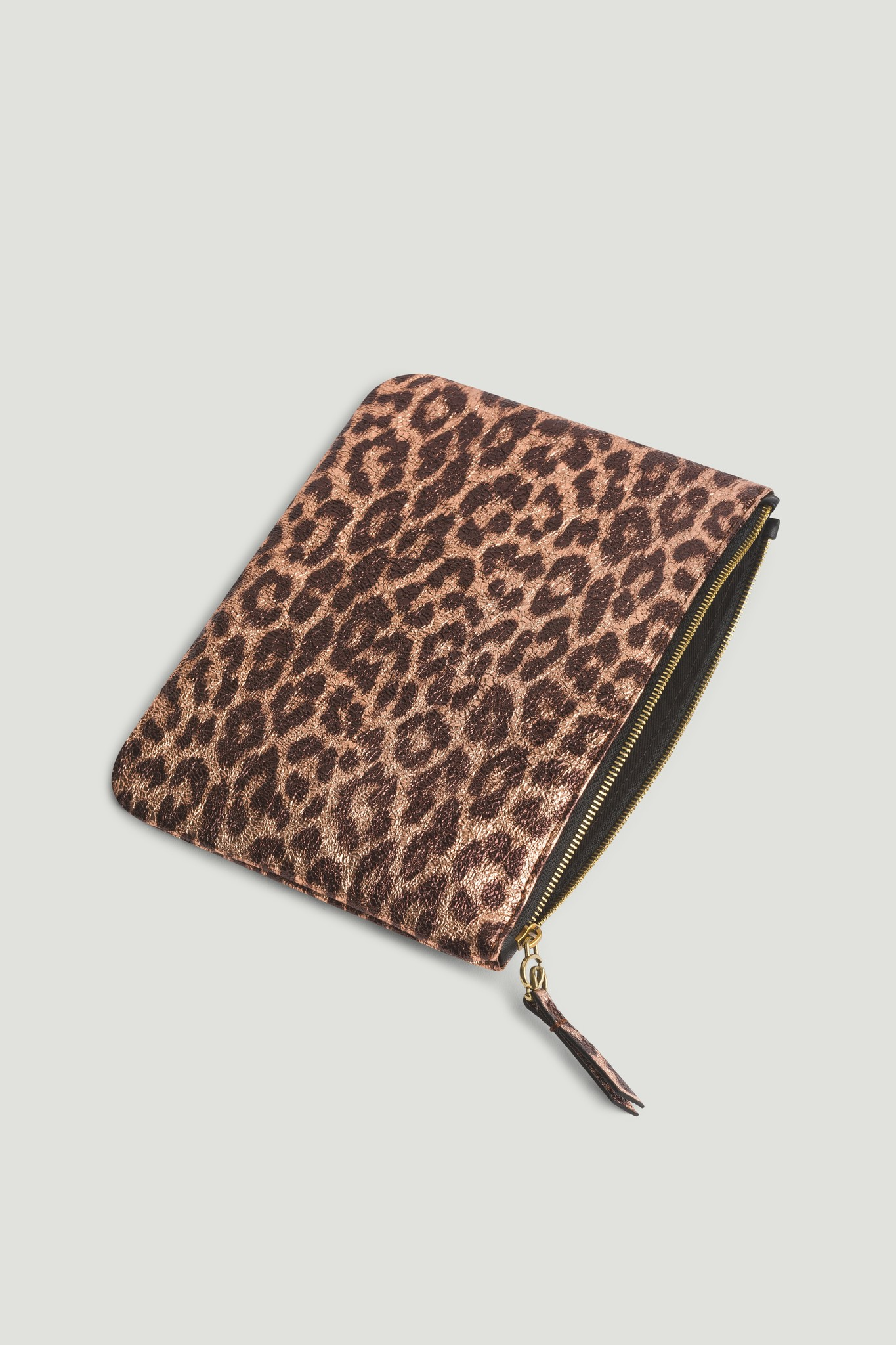 POCKET - Кошелек с леопардовым принтом
