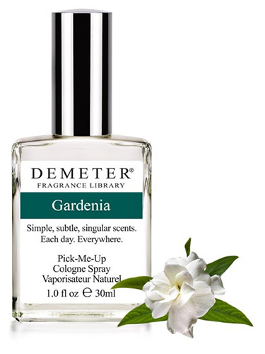 Духи «Гардения» от Demeter