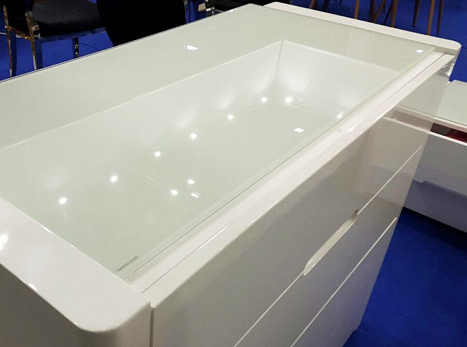 Комод горизонтальный DUPEN (Дюпен) С-110 белый