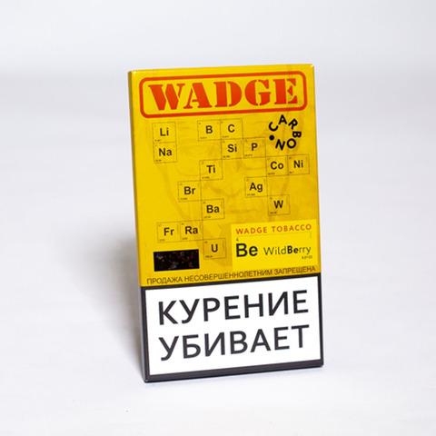 Табак WADGE CARBON 100gr WILDBERRY