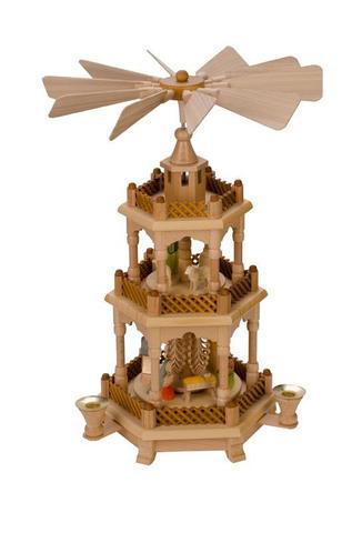 Пирамида 2 уровня