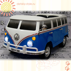 Retro Автобус T2