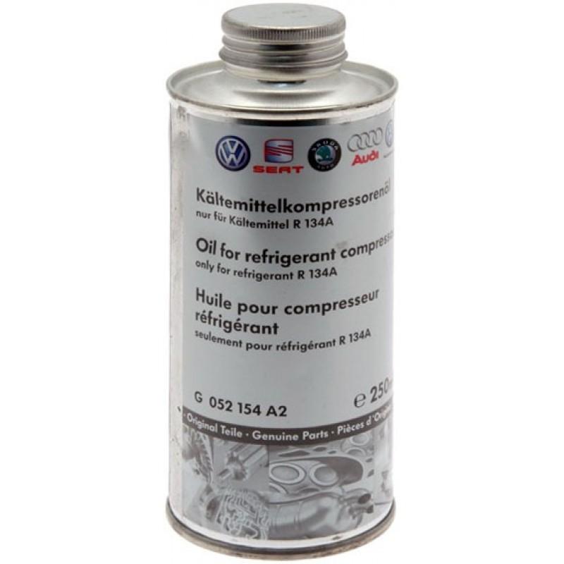 VAG G 052 154 A2 (0,25л) - Компрессорное масло кондиционера