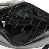Сумка Саломея 508 токио серый + черный