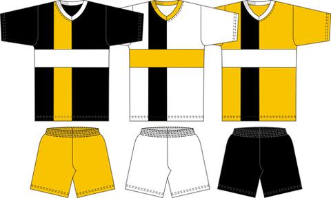 Футбольная форма Ф-057