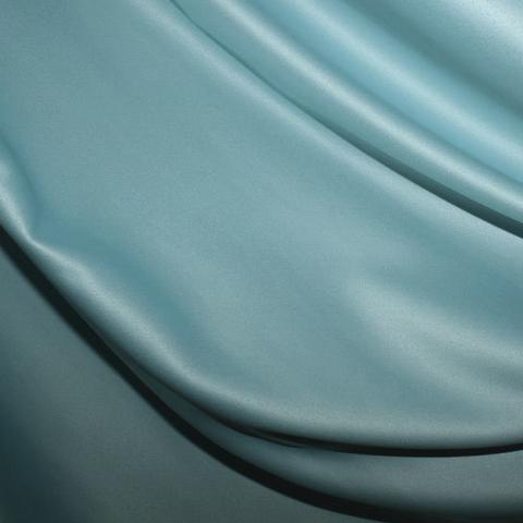 Блэкаут 100% голубой с небольшим блеском оптом.