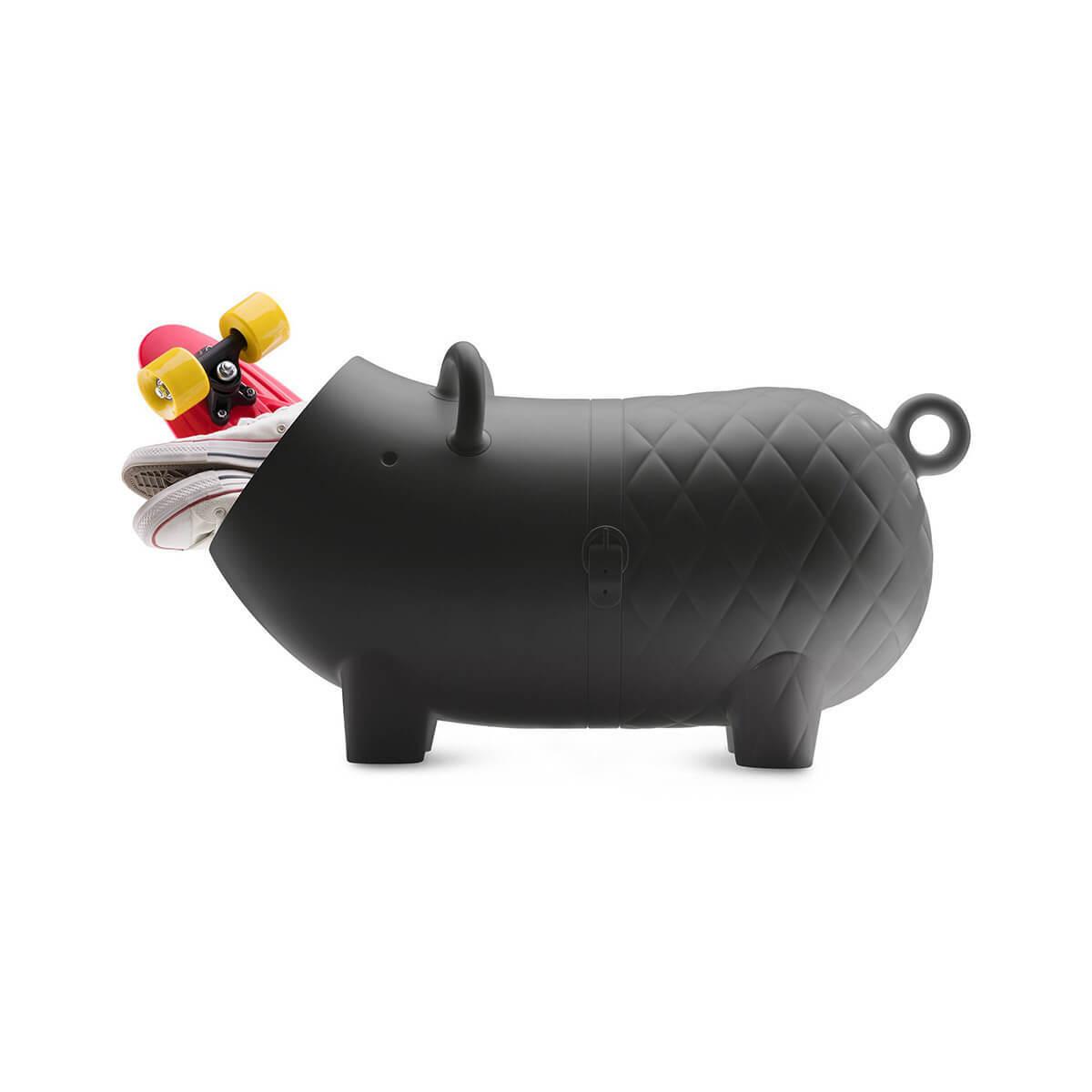 Cybex Wanders Hausschwein Свинка для хранения игрушек Cybex Wanders Hausschwein Black 10029_6-Hausschwein-black.jpg