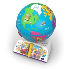 Fisher Price Обучающий глобус с технологией Smart Stages (DRJ90)