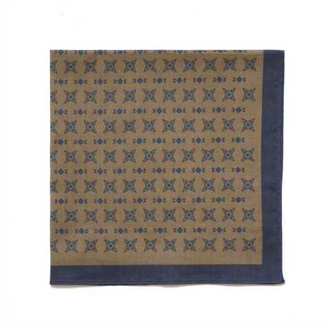 Платок карманный хлопок 36х36 см