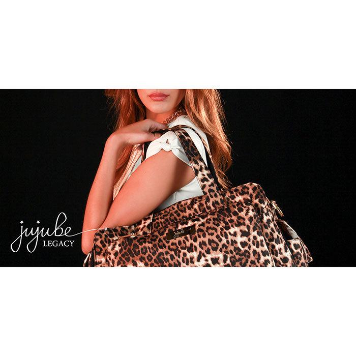 #Дорожная сумка Ju-Ju-Be Be Prepared Legacy Queen Of The Jungle