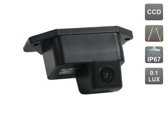 Камера заднего вида для Mitsubishi Lanser X SEDAN Avis AVS326CPR (#059)