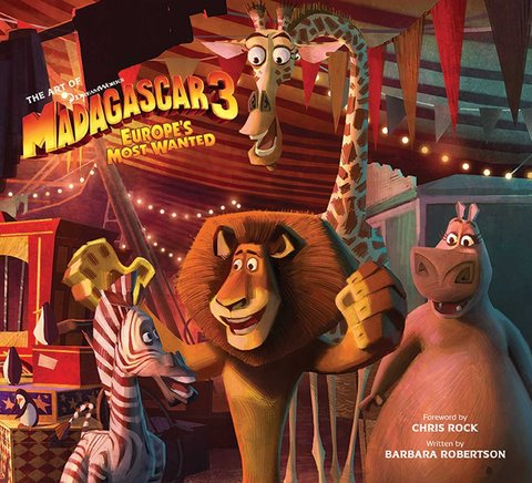 The Art of Madagascar 3