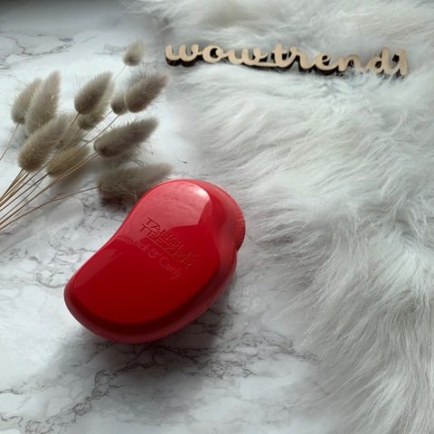 Расческа Tangle Teezer The Original Thick & Curly  Salsa Red