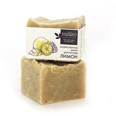Хозяйственное мыло для посуды Лимон 175 г (MI&KO)